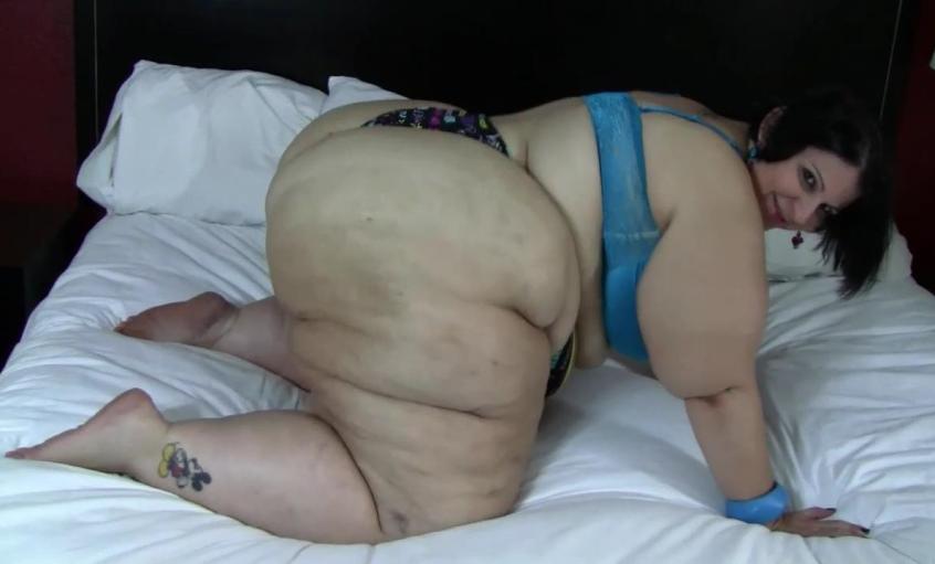 Booty asshley ssbbw big